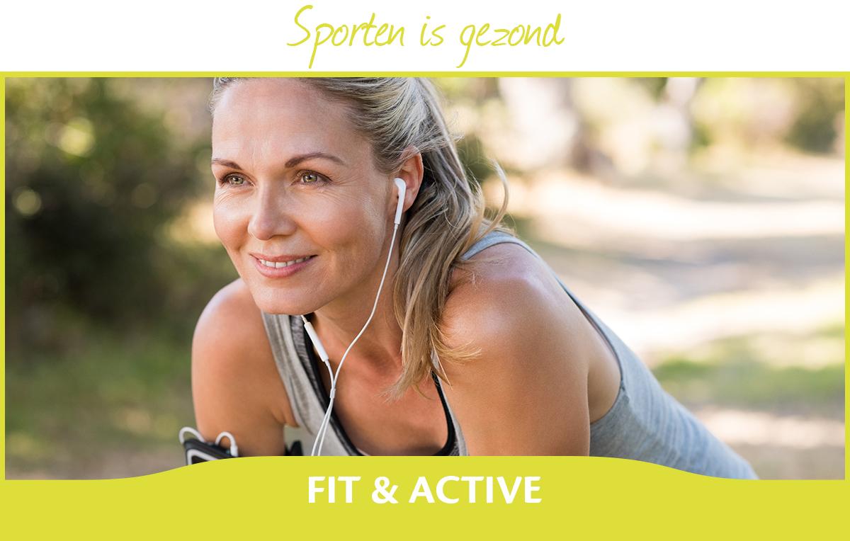 Sporten is gezond – 8 overtuigende redenen om nu te gaan sporten