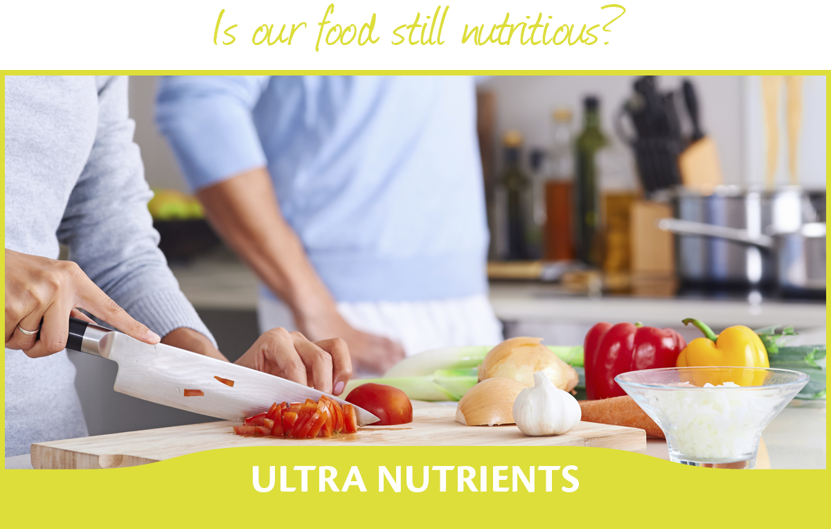 Is our food still nutritious?