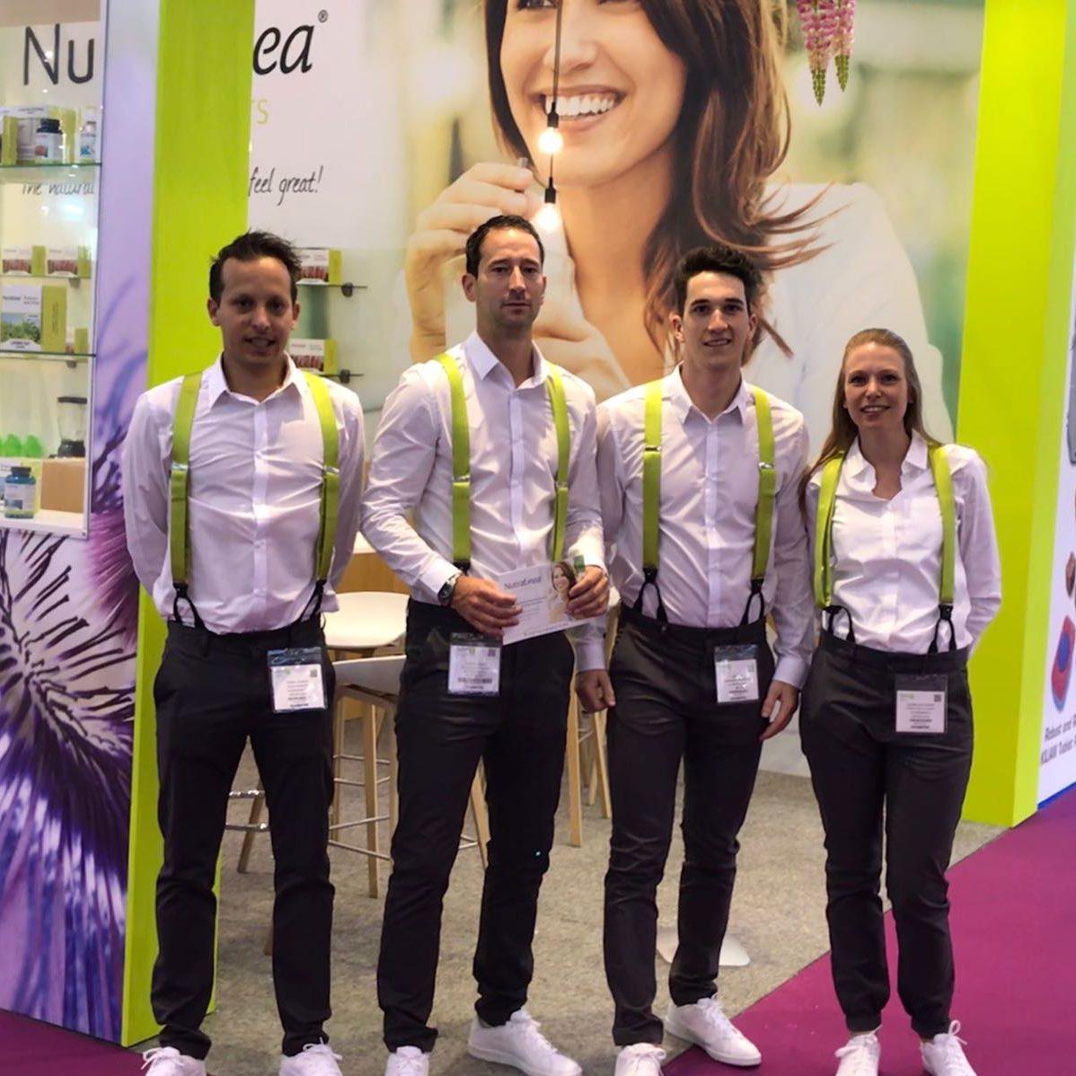 Vitafoods NL team